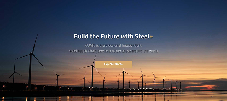 Build the Future with Steel